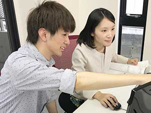 パソコン教室の授業風景04